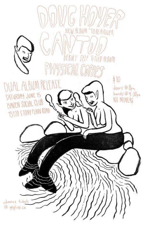Doug Hoyer & Cantoo dual release