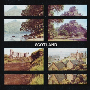 Ghost Cousin - Scotland cover image black